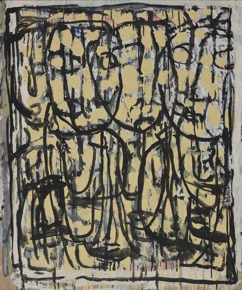 Figure group III 1970 Ian Fairweather