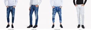 Cheap, Wholesale Replica Dsquared Jeans Online for sales