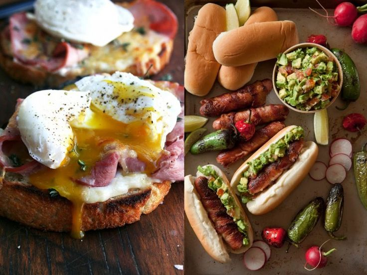 Fast Food für zu Hause | Der Januar ist eine Art Zwischenmonat. Man befindet sich in einem Zustand zwischen neuer Energie und ein bisschen Wehmut darüber, dass die gemütliche Zeit zu Hause dem Alltag weicht. Man möchte sparen und sich trotzdem etwas Gutes tun, gesund und leicht essen, aber der Lust nach Verwöhngerichten nachgeben. Da kommen diese Fast-Food-Menüs genau richtig: Sie verbinden Luxus und Alltag auf eine ganz raffinierte Weise. Zu diesen herzhaften ...