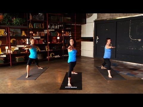 In this 10-minute flow, get ready to smile, laugh — and then smile some more! Mandy Ingbers yoga for happiness will help you open up the heart, appreciate who you are, and find gratitude in everyday life. With all the fun youre having, you wont even realize that you also just finished a total-body (and mind) workout. Press play to get a peek ...