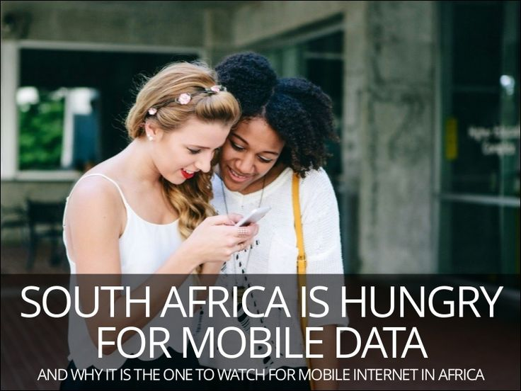 South Africa Mobile Consumer Trends - On Device Research 2013