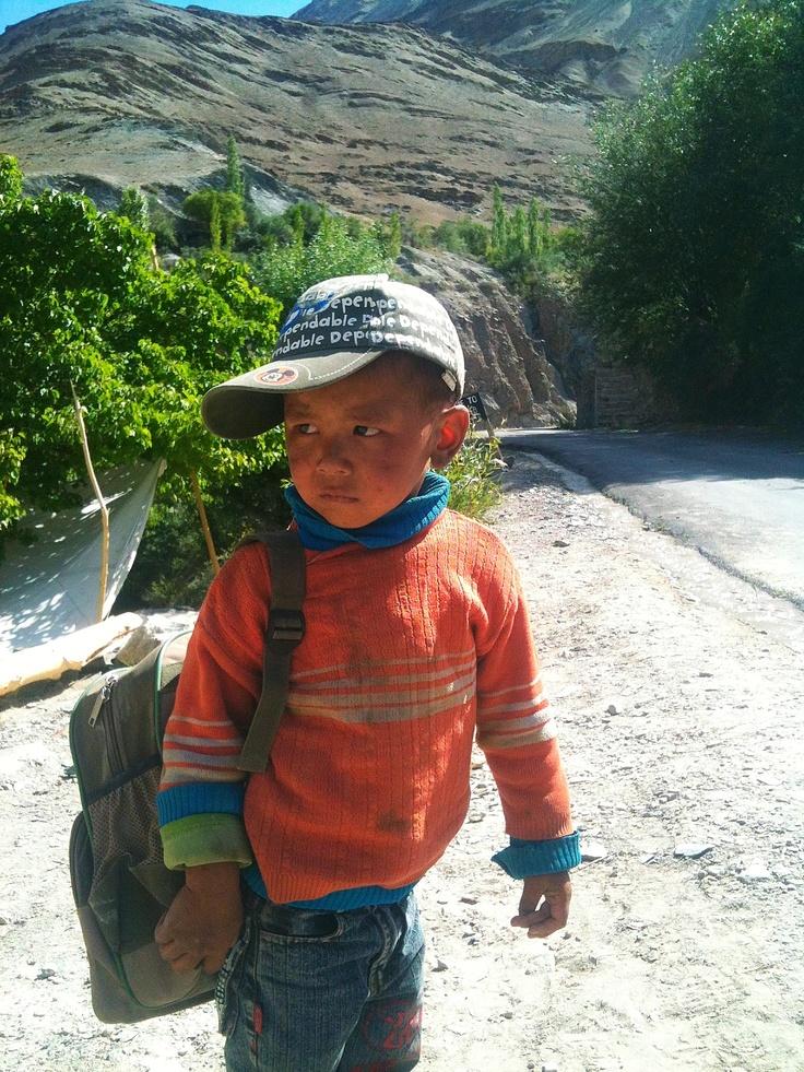 Kiddo @David Beckett, India By zsombor nagy
