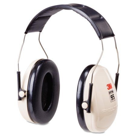 3M Peltor Optime 95 Low-Profile Folding Ear Muff H6f/V, Multicolor