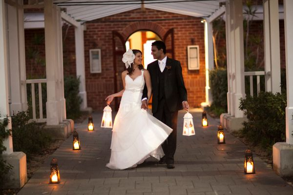 Bluewater Grill - Perth   Wedding Venues Perth   Find more romantic wedding venues like this at www.ourweddingdate.com.au