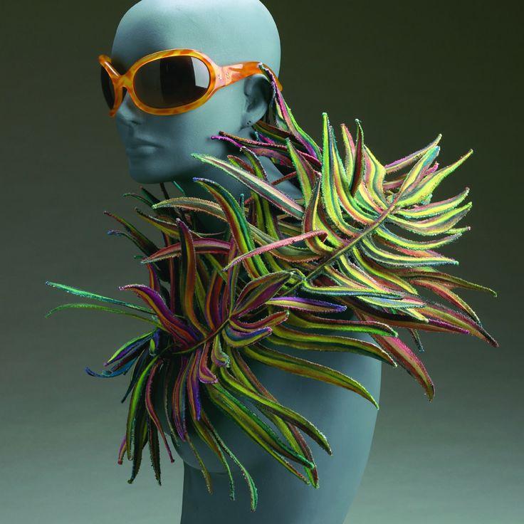 necklace by Marjorie K Schick