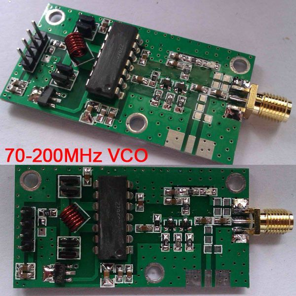>> Click to Buy << Tracking number 70-200MHz VCO RF Signal Source Voltage Controlled Oscillator Signal Generator #Affiliate
