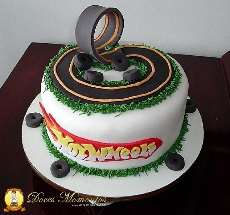 Cake On Wheels
