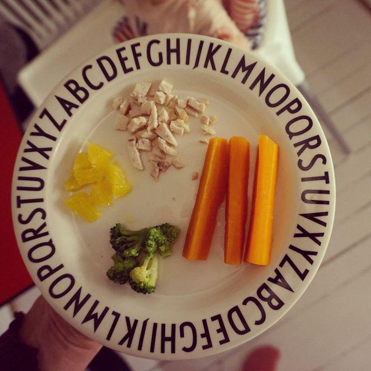 Fler plockmatstips: Biffar - majs - sötpotatistärningar & potatismos  Broccoli - kokta morotsstavar - hackad kyckling & apelsin: