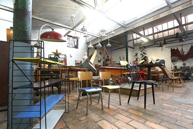 industrieel gent vintage design meubelen verlichting decoratie te koop winkel gallerie depot09 gent