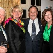 Around Town: A toast for a late friend at Logue centre fundraiser