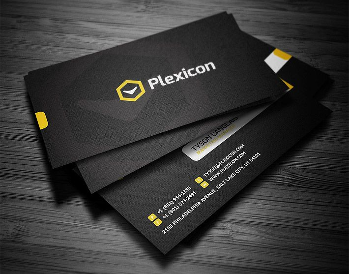 business card - the texture here is amazing Design Inspiration - name card