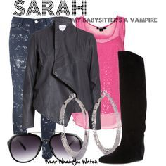 my babysitter's a vampire outfits - Google Search