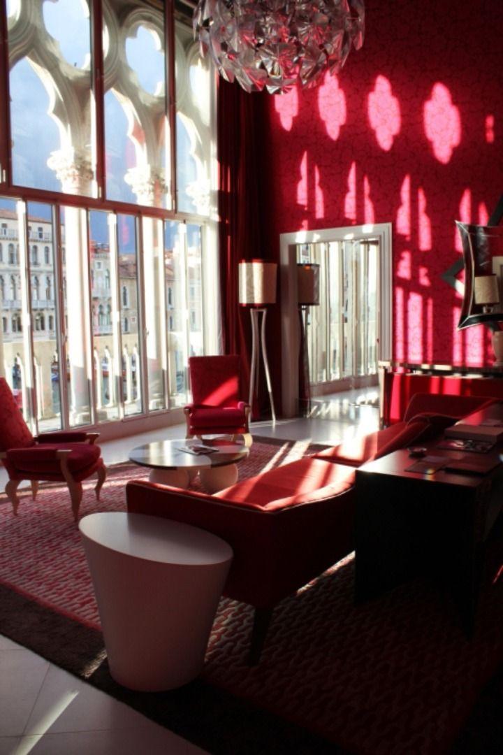 Centurion Palace Hotel: stile contemporaneo a cinque stelle nel cuore di Venezia | News Design List