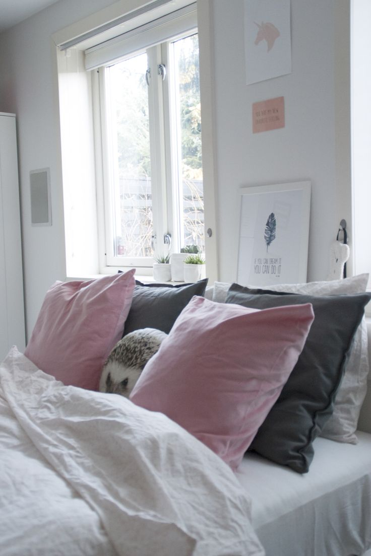 Poster from www.designparken.com  Design by Designparken Pink teenage room  If You can dream it, You can do it!