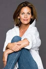 Resultado de imagem para Pinterest jeans older women
