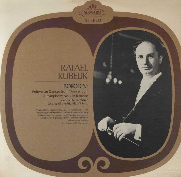 Rafael Kubelik - Polovtsian Dances & Symphony No. 2