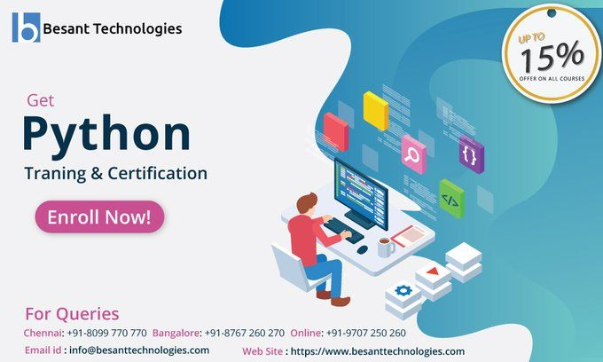 Python Certification Course Offer Course Offering Technology Certificate