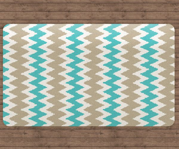 Area Rug 5x8, Turquoise and Grey Nursery, Turquoise Rug, Rugs Chevron, Teen Room Decor, Gray Chevron Rug, Ikat Rug, Christmas Rug, Kids Gift by HawkerPeddler on Etsy https://www.etsy.com/listing/208769977/area-rug-5x8-turquoise-and-grey-nursery