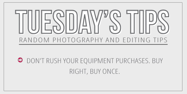 Happy Tuesday!  http://www.everythingbloom.com/tuesdays-tips-from-bloom-9: Camera Gear