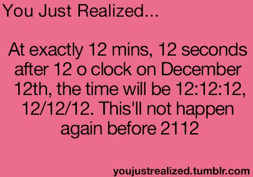 You Just Realized (true,so true,mind blowing,mind blown,amazing,omg,wow,crazy,cool)