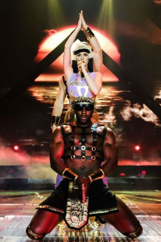 Katy Perry's Most Outrageous Prismatic Tour Costumes