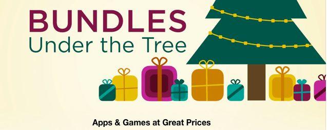 Bundles under the Tree – Apple ne recomanda cele mai bune pachete de aplicatii la pret redus pentru Craciun