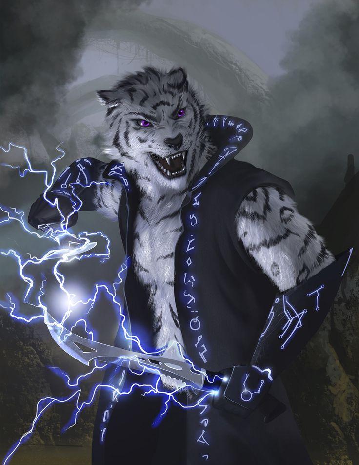 Essence of Lightning - by Loculi
