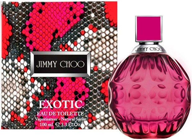 Кликните для увеличения Jimmy Choo Exotic 100ml edt