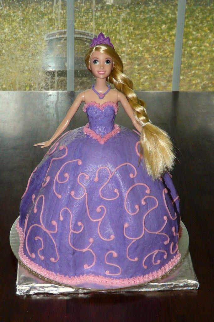 Rapunzel Cake Pictures