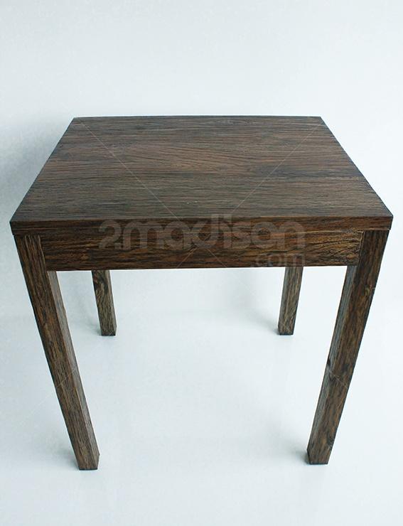 Rustic Teak Dining Table for 2.  www.2madison.com  Meja makan minimalis koleksi 2madison yang stylish untuk ruang makan mungil Anda. Tambahkan kursi dan placemat bertema senada untuk mendapatkan minimalis look yang sempurna.   Designer : Madison  Collection : The Soho Series