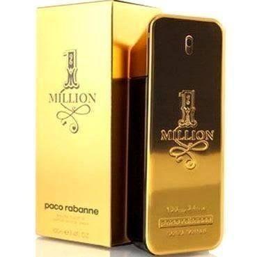 1 Million Eau de Toilette Paco Rabanne - Perfume Masculino - 100ml - Vendas: Whats 13 988766746  https://m.facebook.com/Multimarcas-Mix-Outlet-das-Grifes-469924043210086/