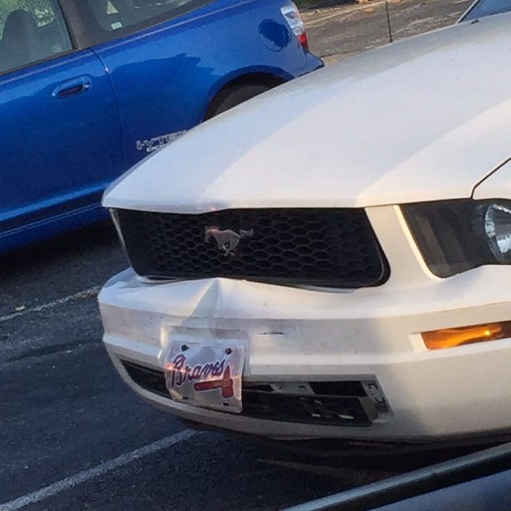 Saw this redneck ass Braves mustang after our  pick last night! Up on the week right now because of Risky Rogers! Sign up for our Hawaii vs Cal pick tonight! (Link in Bio) @forcetheaction @ftasports #nfl #ncaa #football #dfs #dailyfantasy #draftkings #fanduel #sportsbetting #sportspicks #nflpicks #ncaapicks #mlbpicks #fta #forcetheaction #bets #gambling #oddsmaker #nflpredictions #ncaabets #expertpicks #ftasports