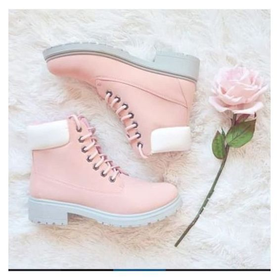Shoes: pink boot boots white pastel tumblr cute teenagers girl floral... ❤ liked on Polyvore featuring shoes, boots, ankle booties, white floral boots, flower print boots, white ankle booties, summer boots and floral print booties