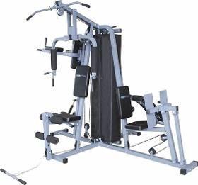 Estação De Musculação Diamond Fitness Df 1000 Com 60 Kg - R$ 1.799,00