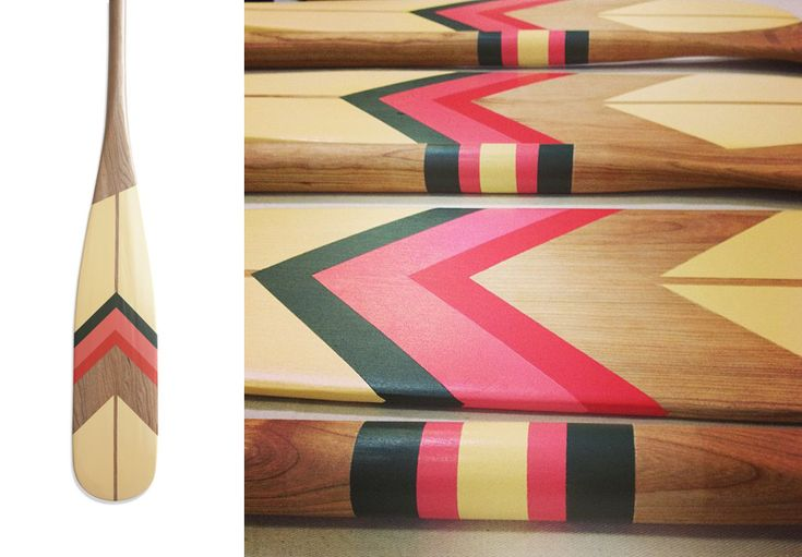 """Move over, Best Made Co., there's a new outdoors-inspired design company in town. Montreal-based Norquay Co., a brand """"dedicated to camping vibes,"""" has just launched with a line of vibrantly painted canoe paddles. """"Founded by a camping enthusiast obsessed with the great outdoors and equally for great design,"""" the five..."""
