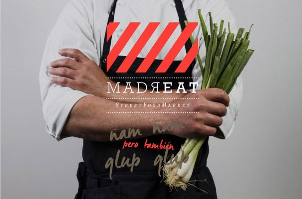 Llega MadrEAT, el primer street food market de Madrid   Revista HSM