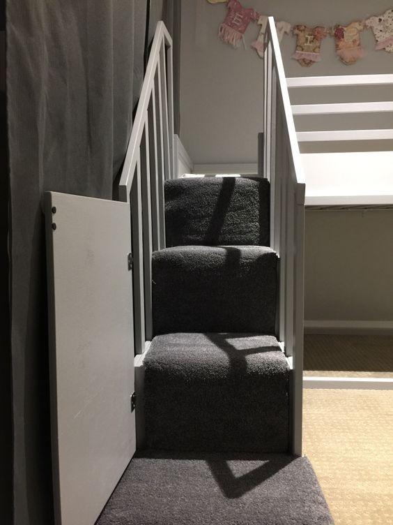 Best Trofast Stairs With Carpet Mit Bildern Ikea Kura Bett 400 x 300