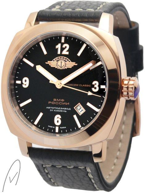Russische Uhr Black Vodolaz Vostok 2416/04341136 1