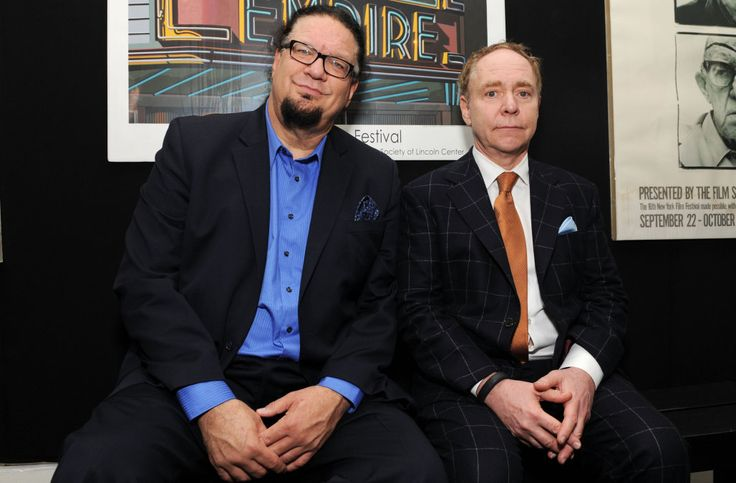 Penn Jillette of Penn and Teller loses over 100 lbs. - AOL.com