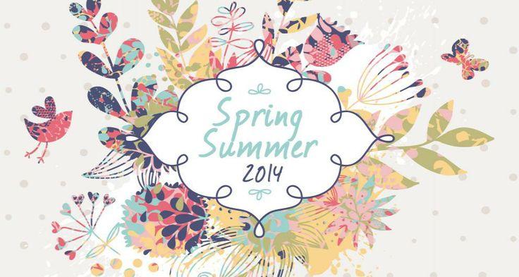 start sessons spring summer 2014