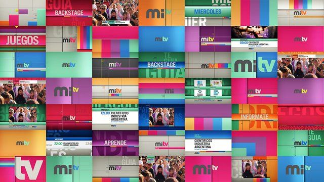 MiTV - Channel Branding 2011 – Televisión Digital Abierta Argentina   Television Digital Abierta contacted us to develop the full branding of their channel. Since this is basically a grid or channel guide, our concept was based on grids and guides for the graphic system.  We developed everything, from the logo to the final piece and the result was a fun, flowing and colorfull branding.  More info> http://www.lumbre.tv/index.php?/projects/view/84-mitv-branding  Complete ...