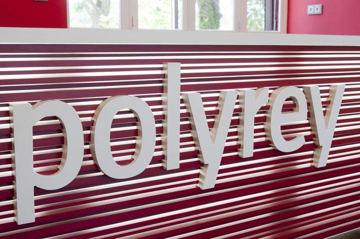 #polyrey showroom