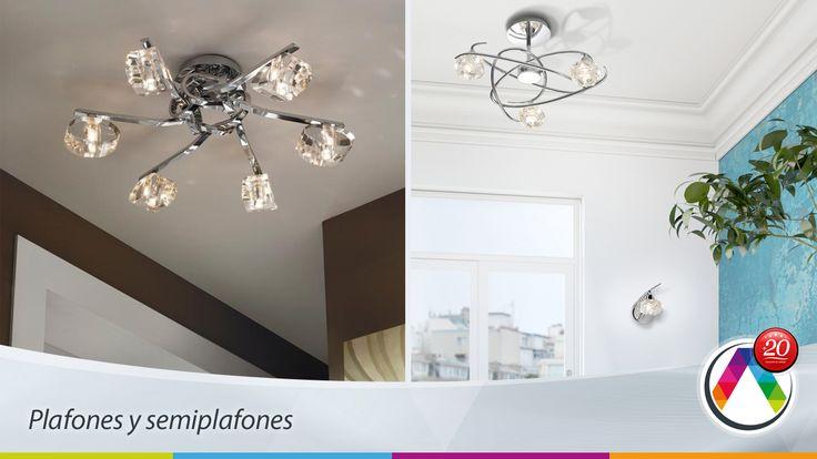Semiplafones de La Casa de la Lámpara