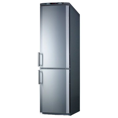 Summit 11 47 Cu Ft Refrigerator With Bottom Mount Freezer