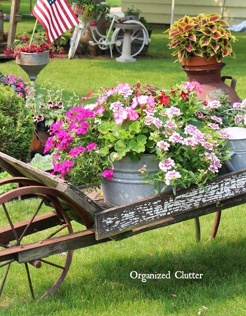 Flower Garden Ideas Country 324 best outdoor (summer) images on pinterest | flowers