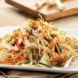 Chinese Chicken & Noodle Salad--to use some CABBAGE!