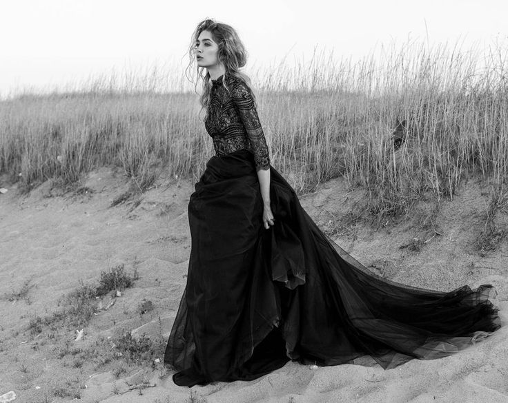 Take a walk on the wild side in our fw 2017 Antipodes evening gown by Ersa Atelier