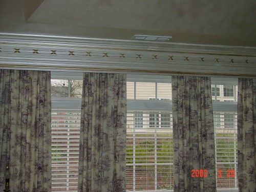 1000 Images About Wooden Valance Ideas On Pinterest