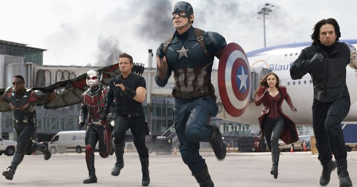 New 'Captain America: Civil War' Footage Goes Behind-the-Scenes -- Go on the set of 'Captain America: Civil War' with the cast in a special sneak peek from 'Entertainment Tonight'. -- http://movieweb.com/captain-america-civil-war-footage-behind-scenes/
