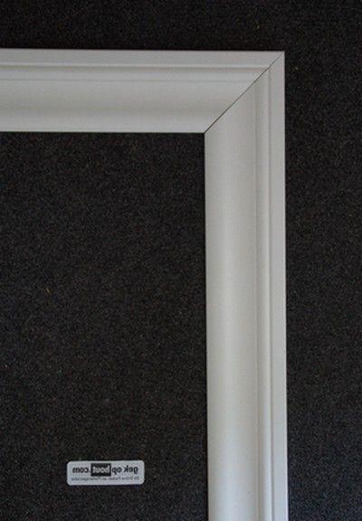 Architraven | deurlijsten | sierlijsten | koplatten | chambranten - GekOpHout.com
